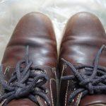革靴のお手入れ!艶が出でるBOOTS CREAMを使ってみた!