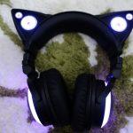 「ネコ耳」型のヘッドホン!?コレは面白い!ちょっと変わってる無線(Bluetooth)ヘッドホンをレビュー!!